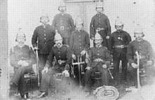 Hurstville Fire Brigade before 1900